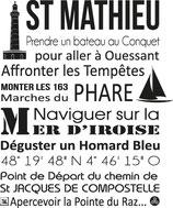 Torchon ST MATHIEU