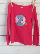 2. Geburtstag Shirt 3