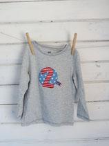 2. Geburtstag Shirt 1