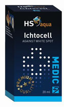 HS aqua Ichtocell tegen witte stip
