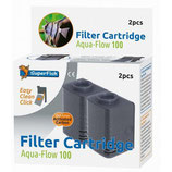 Aquaflow 100 easy click cartridge 2st