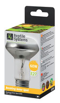 REPTILE SYSTEMS BASKING SPOTLIGHT 60W E27