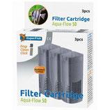 Aquaflow 50 easy click cartridge 3st