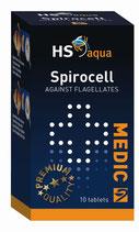 HS Aqua Spirocell tegen inwendige infecties door flagalaten
