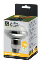 REPTILE SYSTEMS BASKING SPOTLIGHT 75W E27