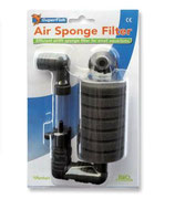 Superfisch air sponge filter