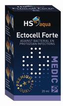 HS Aqua Ectocell Forte extra sterk tegen huidinfecties