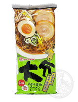 Oita Chicken Soy Sauce Instant Ramen 2 servings 大分鶏がら醤油ラーメン