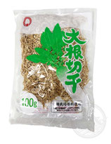 Dried Radish Strips 100g  大根切干