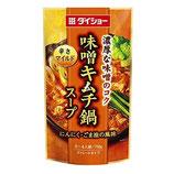 Daisho Miso Kimuchi Nabe Soup  ダイショー  味噌キムチ鍋スープ