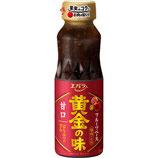 Ebara Yakiniku no Tare Ogon no Aji-Amakuchi エバラ黄金の味 甘口 210g