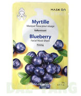 Mask On Facial Mask Sheet - Blueberry