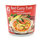 Cock Red Curry Paste 400g  レッドカレーペースト