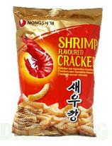 Nongshim Schrimp Cracker 75g 새우깡