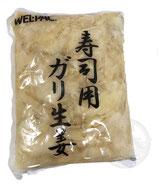 Sushi Gari white 1,5kg 寿司用ガリ生姜