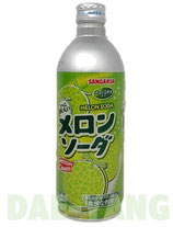 Sangaria Melon Soda 500ml  メロンソーダ