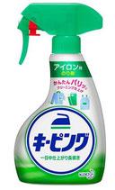 "Starch Spray ""Keeping""  400ml  キーピング アイロン用のり剤"