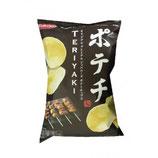 Koikeya Potechi Teriyaki Potato Chips  100g  湖池屋ポテチ てりやき