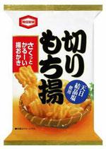 Kameda Kirimochiage 亀田製菓 切りもち揚げ