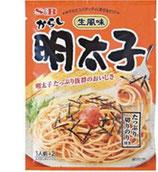 S&B Pasta Sauce Mentaiko 52,4g パスタソース からし明太子