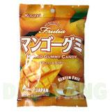 Kasugai Mango Gummy Candy  マンゴ-グミ