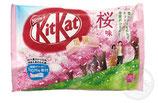 Kitkat Matcha Sakura flavour 12P  キットカット 桜味
