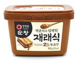 CJW Sunchang Doenjang 500g 청정원순창된장