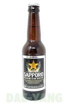 Sapporo Beer 330ml  サッポロビール