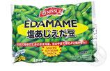 Edamame Soy beans, cooked, frozen 400g   塩あじえだ豆