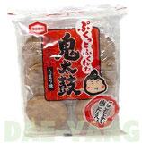 Kameda Rice Crackers Onidaiko  120g 亀田 鬼太鼓 たまり味