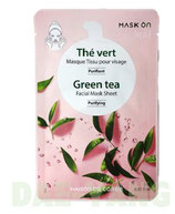 Mask On Facial Mask Sheet - Green Tea