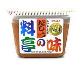 Marukome Ryotei no Aji Cup Dashi-Iri 750g マルコメ料亭の味だし入り