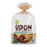 Instan Udon Nudeln Mushroom