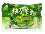 Tirol Choco Matcha Mochi チロル 抹茶もち