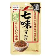 Marumiya Nanami Furikake 30g 丸美屋 七味ふりかけ