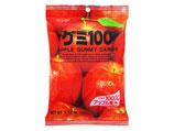 Kasugai Apple Gummy Candy  りんごグミ