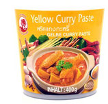 Cock Yellow Curry Paste 400g イエローカレーペースト