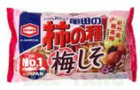 Kameda Kaki no Tane Ume-Shiso 182g (6P) 亀田 柿の種 梅しそ
