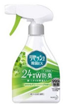 Resesh Fabric Anti-bacterial Spray (green herb)  370ml リセッシュ 除菌EX グリーンハーブ