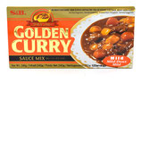 S&B Golden Curry Sauce Mix Mild 240g S&B ゴールデンカレー 甘口