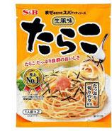 S&B Pasta Sauce Tarako 46,4g パスタソース たらこ
