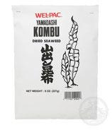 Dried Kombu Seaweed  227g 山出し昆布