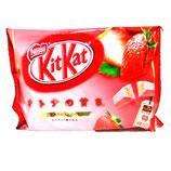 Nestle Kitkat Starkes Strawberry  136g  ネスレキットカットオトナの甘さ ストロベリ-