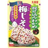 Marumiya Mazekomi WakameUmejiso 丸美屋 混ぜ込みわかめ梅じそ 31g