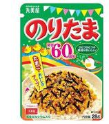 Marumiya Nori-Tama Furikake 28g 丸美屋のりたま ふりかけ