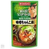 Daisho Miso Chanko Nabe Soup  ダイショー 味噌ちゃんこ鍋スープ