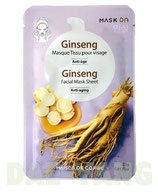 Mask On Facial Mask Sheet - Ginseng