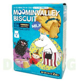 Moominvalley Biscuit Milk  ムーミン谷のビスケット ミルク