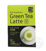 Green Tea Latte 130g (10 sticks)  グリーンティーラテ