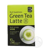 Green Tea Latte 130g (10 sticks)  グリーンティーラテ